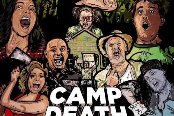 Camp Death 3 in 2D!